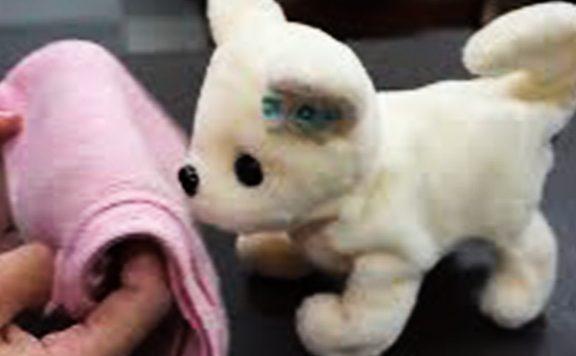 Japan maakt knuffels die stinkvoeten detecteren