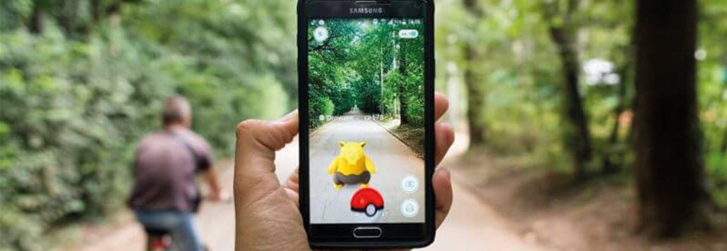 Knuffels als Augmented Reality