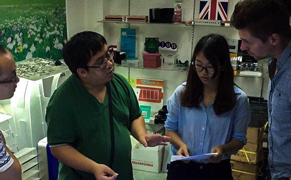 Pascal vertelt over de productie van knuffels in China